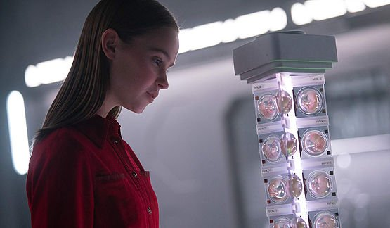 Clara Rugaard in I Am Mother (Courtesy of Sundance Film Festival)