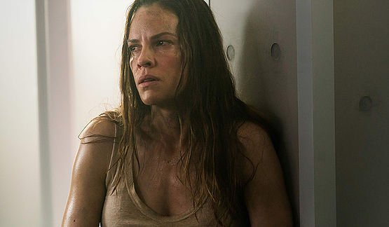 Sundance Film Festival I Am Mother Hilary Swank