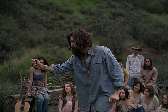 Matt Smith Charlie Says Charles Manson biopic