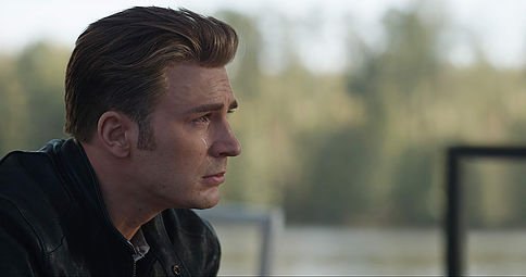 Avengers Endgame Captain America Chris Evans Marvel