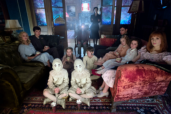 Tim Burton Miss Peregrine's Home For Peculiar Children