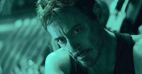 Avengers Endgame Robert Downey Jr Marvel Iron Man