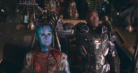 Avengers Endgame Karen Gillan Marvel