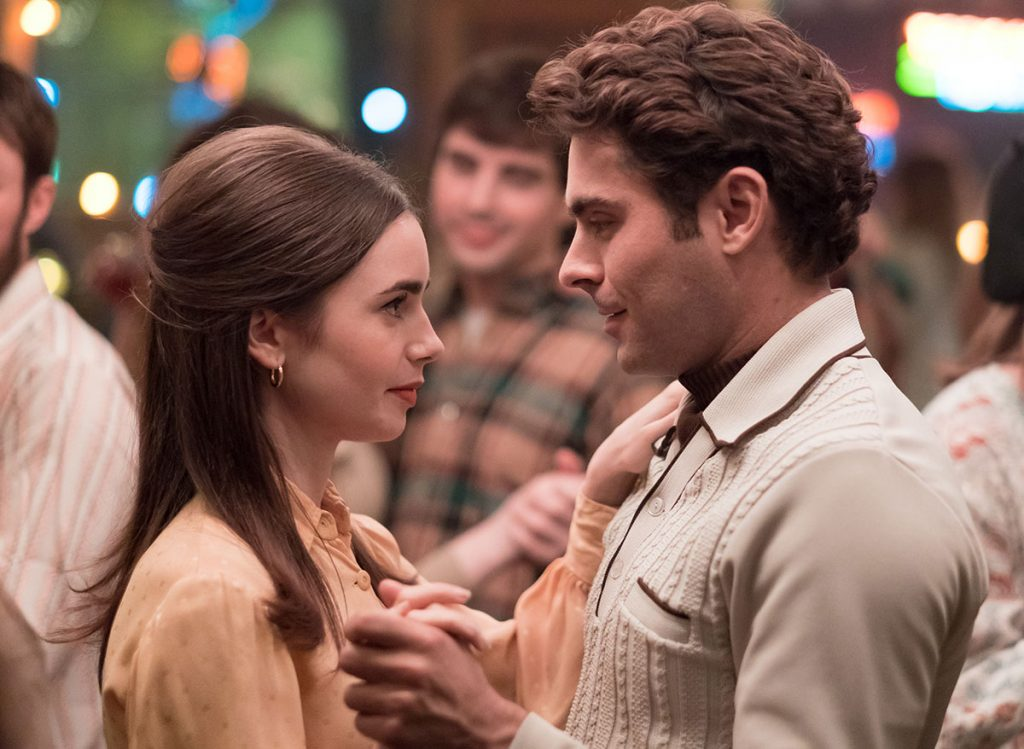 Zac Efron Lily Collins Ted Bundy Extremely Wicked, Shockingly Evil and Vile Netflix
