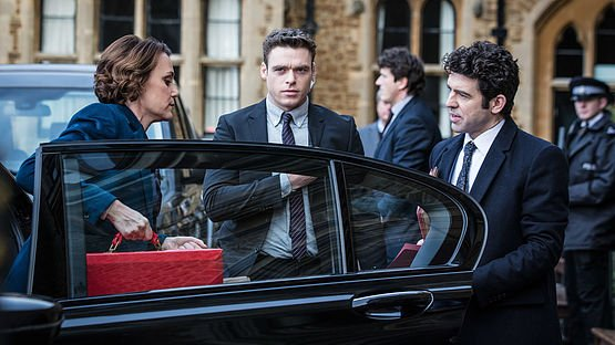 Bodyguard Netflix BBC Richard Madden Keeley Hawes