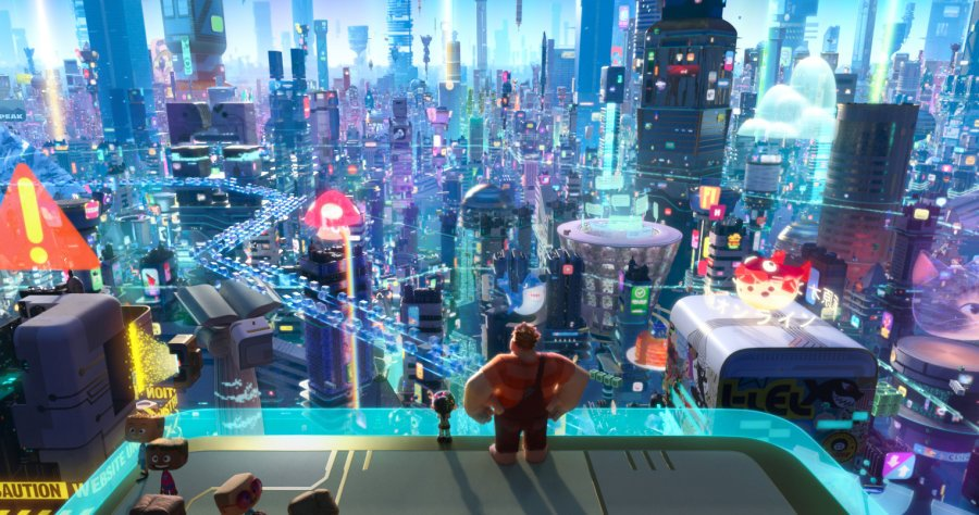 Wreck It Ralph 2: Ralph Breaks the Internet (Walt Disney Studios)