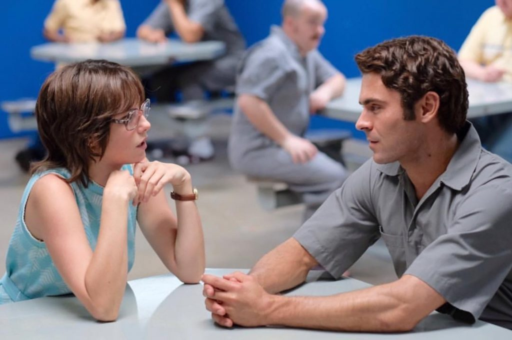 Zac Efron Kaya Scodelario Ted Bundy Extremely Wicked, Shockingly Evil and Vile Netflix