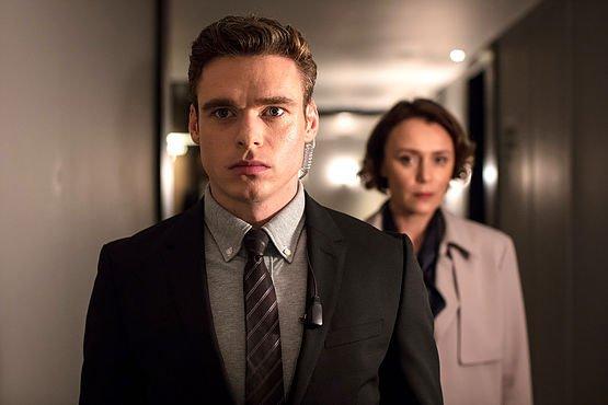 Bodyguard Netflix BBC Richard Madden