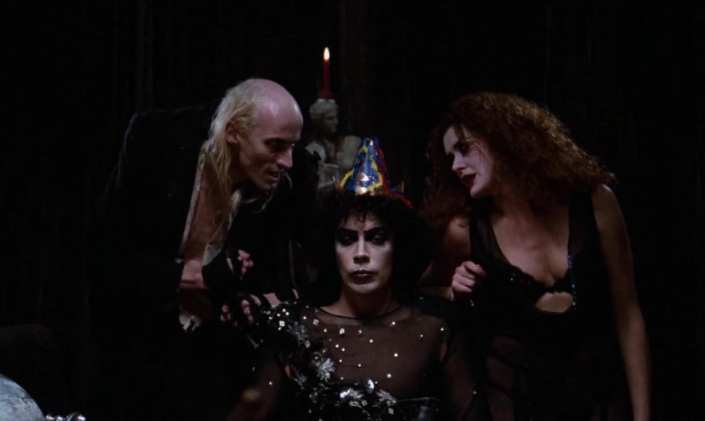 The Rocky Horror Picture Show tim curry