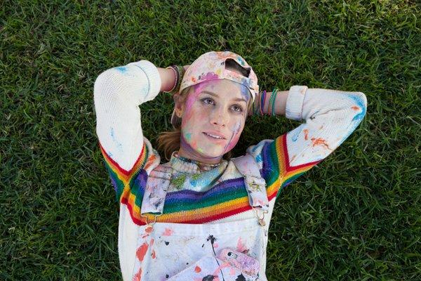 Brie Larson in Unicorn Store (Netflix)