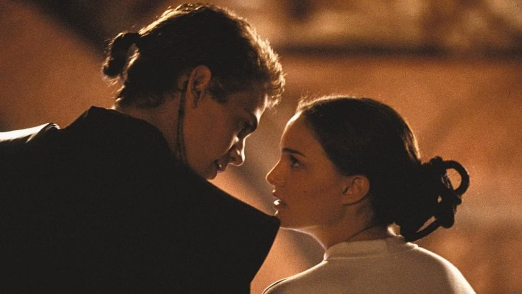 Natalie Portman Hayden Christensen Star Wars: Episode II - Attack of the Clones