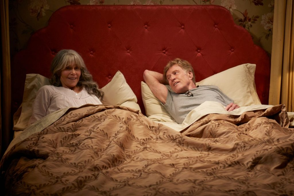 Robert Redford and Jane Fonda in Our Souls At Night (Netflix)