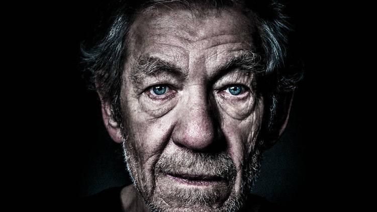 Ian McKellen London King Lear