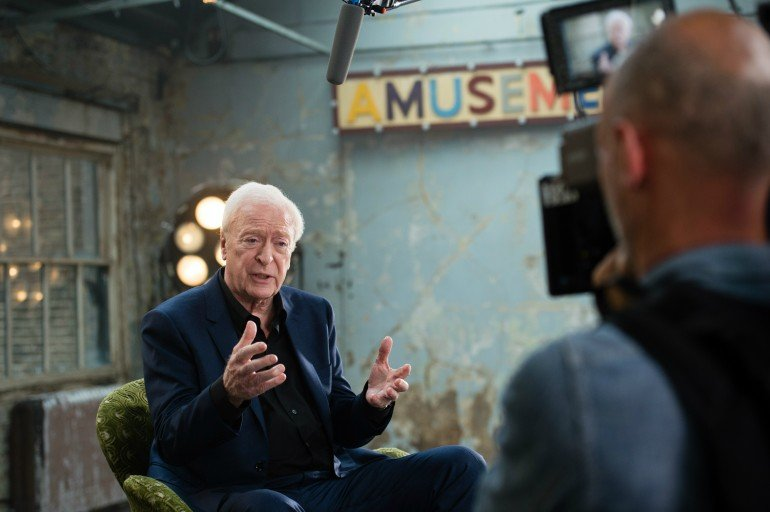 Michael Caine in My Generation pop culture London