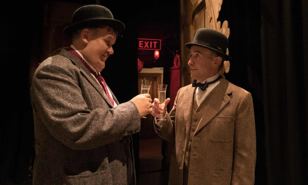 John C. Reilly and Steve Coogan in Stan & Ollie (Sony Pictures Classics)