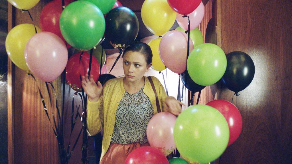 Maeve Dermody as Frankie in Love Type D (Sasha Collington/Midnight Circus Films)