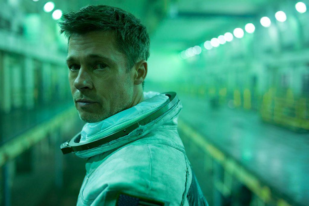 Venice Film Festival Brad Pitt Ad Astra