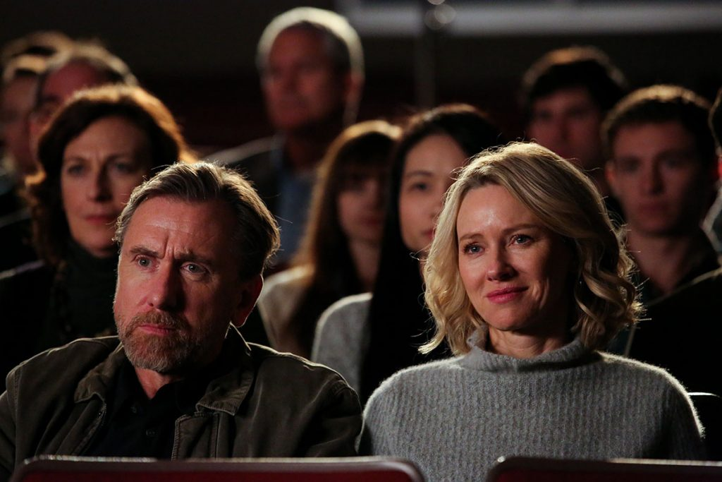 Tim Roth and Naomi Watts in Luce (Jon Pack/Neon)