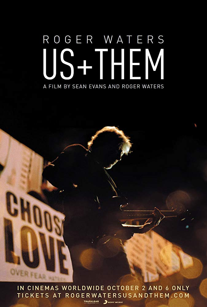 US + THEM: Official Poster (Trafalgar Releasing/Sony Music)