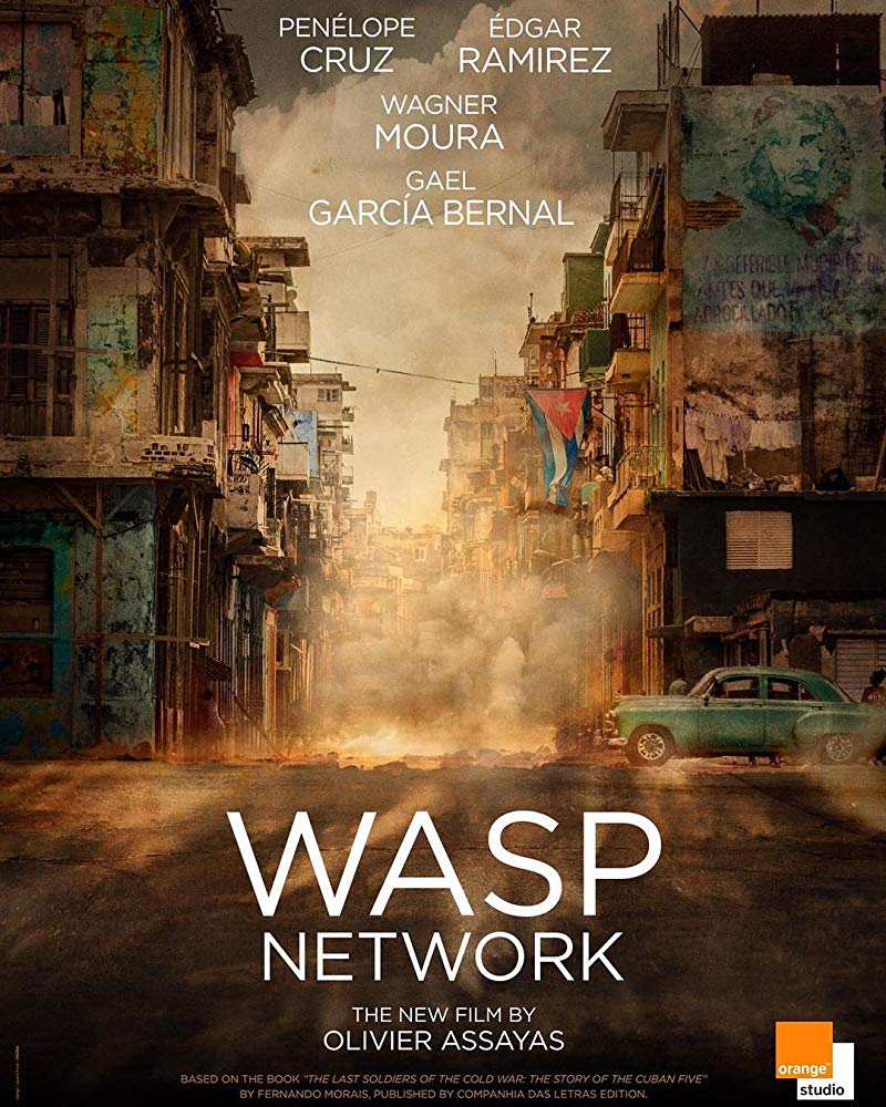 Wasp Network poster Venice Film Festival
