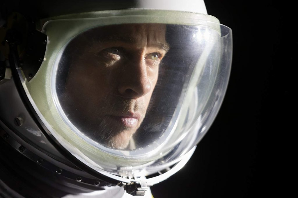 Loud and Clear reviews Brad Pitt Ad Astra Venice Film Festival Venezia76