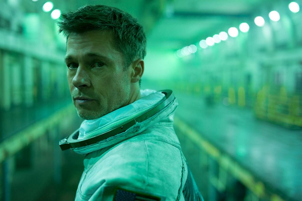 loud and clear reviews ad astra brad pitt