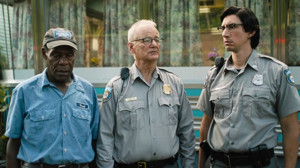 Jim Jarmusch Loud and Clear Reviews The Dead Don't Die Adam Driver Bill Murray Danny Glover