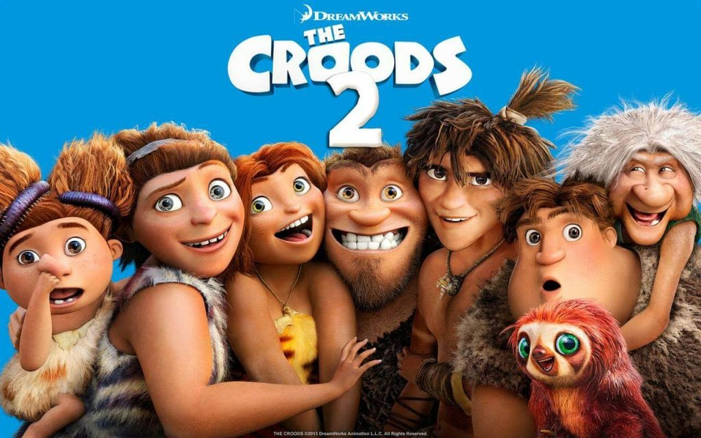 Loud and Clear Reviews Most Anticipated Films of 2020 The Croods 2 Dreamworks