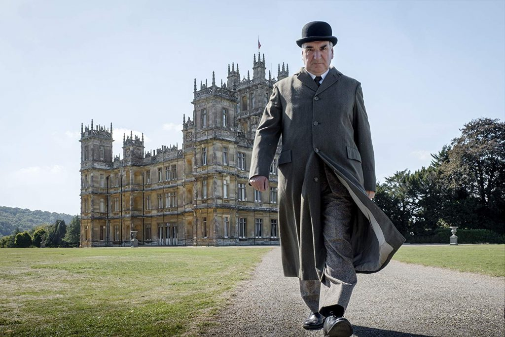 Loud and Clear Downton Abbey Jim Carter butler review