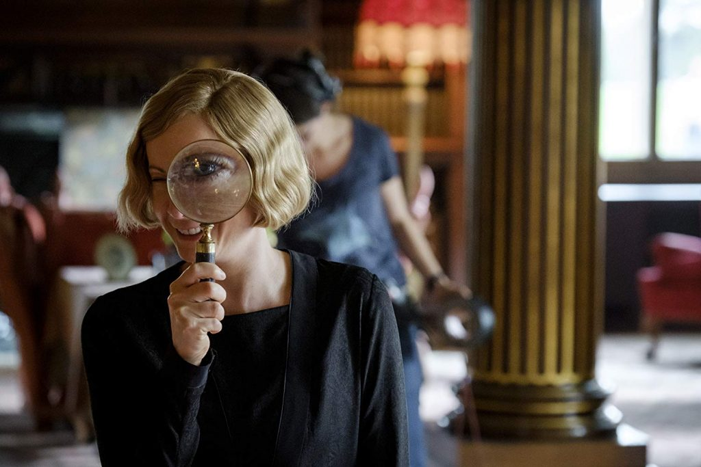Loud and Clear Downton Abbey Joanne Froggatt review