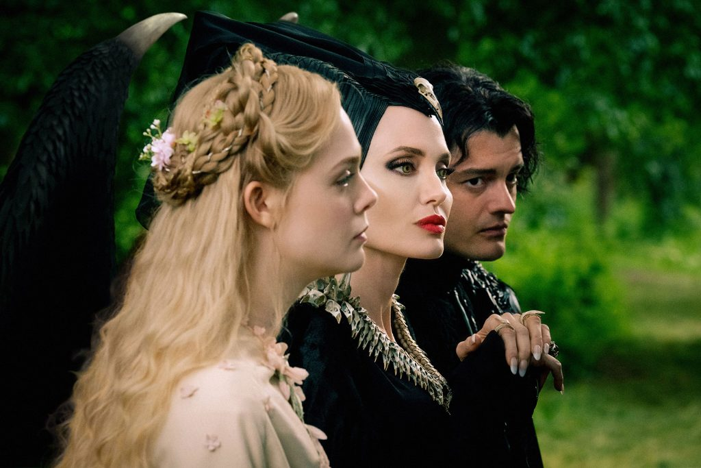 Loud and Clear reviews maleficent mistress of evil disney angelina jolie aurora elle fanning sam riley