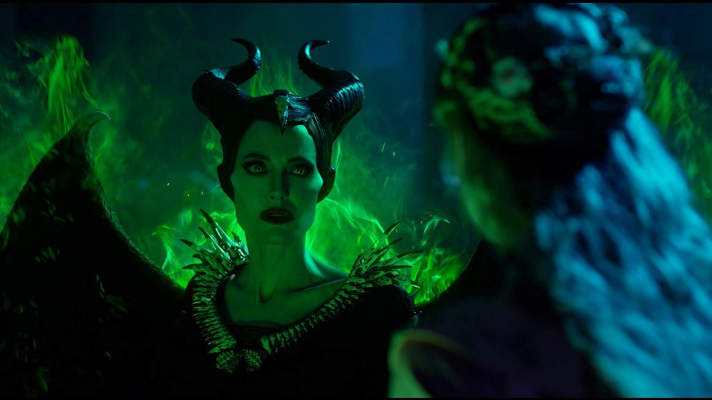 Loud and Clear reviews maleficent mistress of evil disney angelina jolie