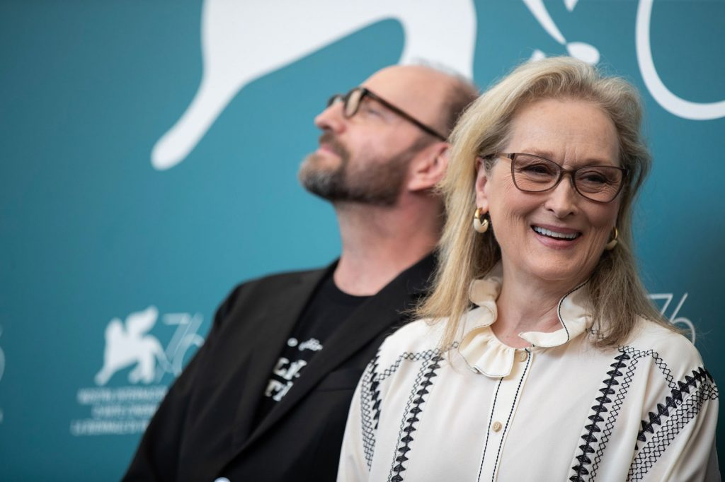 Loud and Clear Reviews Most Anticipated Films of 2020 Let them all talk Meryl Streep Steven Soderbergh January