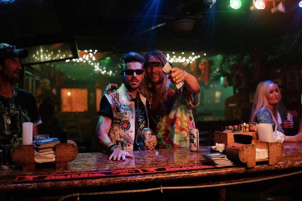 Loud and Clear Reviews Matthew McCounaughey The Beach Bum Zac Efron