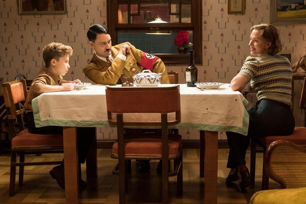 Loud and Clear Reviews Jojo Rabbit Scarlett Johansson Taika Waititi London Film Festival