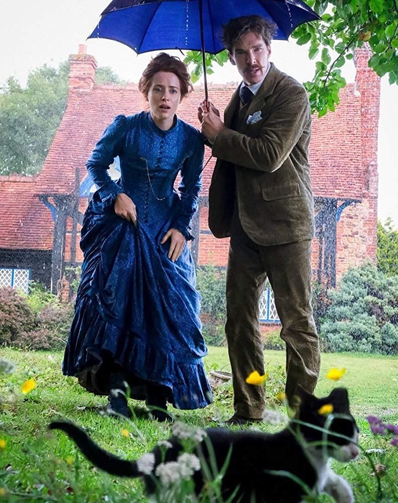 Loud and Clear Reviews Most Anticipated Films of 2020 Benedict Cumberbatch Claire Foy Louis Wain January