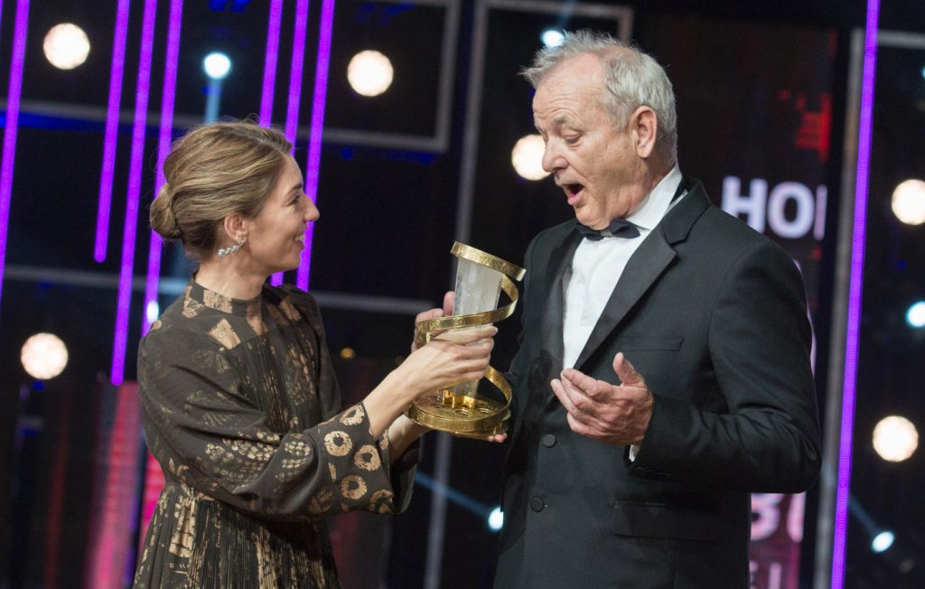 Loud and Clear Reviews Most Anticipated Films of 2020 Sofia Coppola Bill Murray On the Rocks January