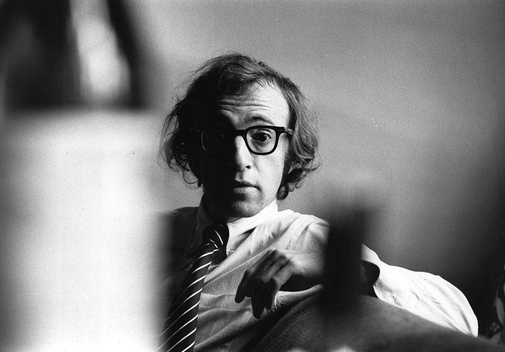Loud and Clear Reviews  Woody Allen