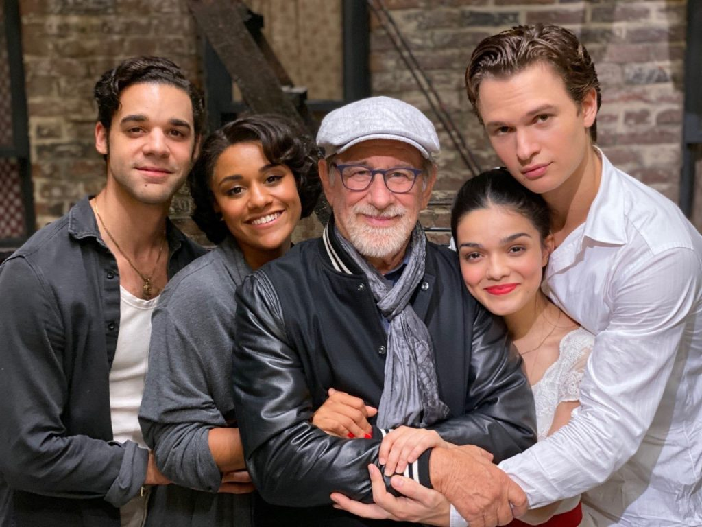 Loud and Clear Reviews Most Anticipated Films of 2020 Steven Spielberg West Side Story