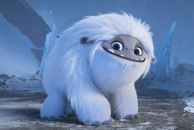 Loud and Clear reviews Abominable Everest Yeti Dreamworks