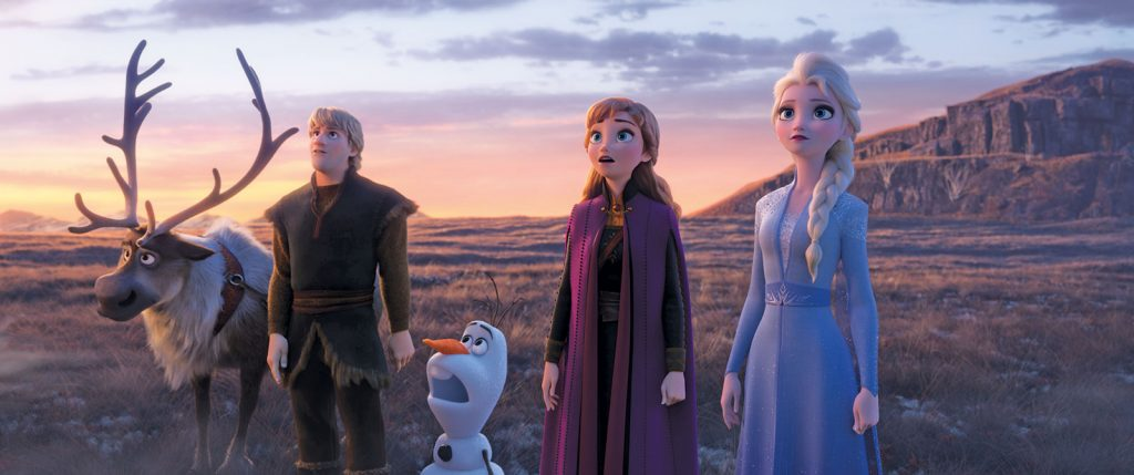 Loud and Clear Reviews Frozen II Disney Sven Anna Elsa Olaf Kristoff Idina Menzel Kristen Bell Jonathan Groff Josh Gad