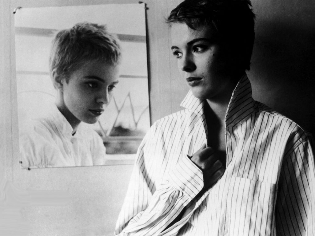 Loud and Clear Reviews Jean Seberg Breathless