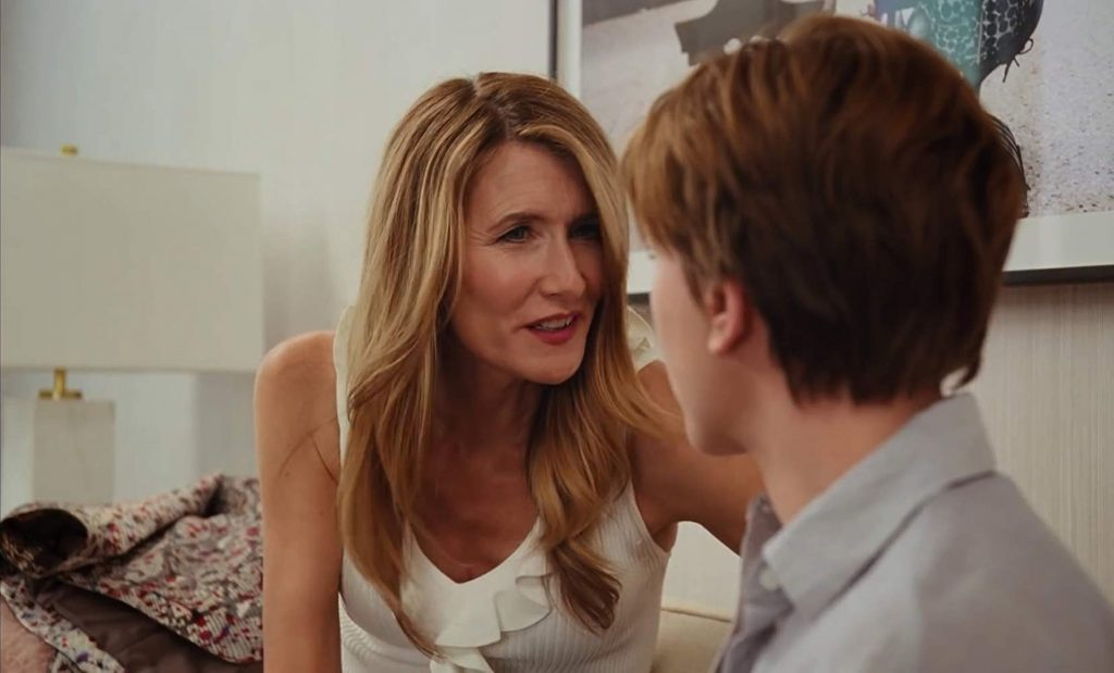 Loud and Clear Reviews Laura Dern Netflix Marriage Story