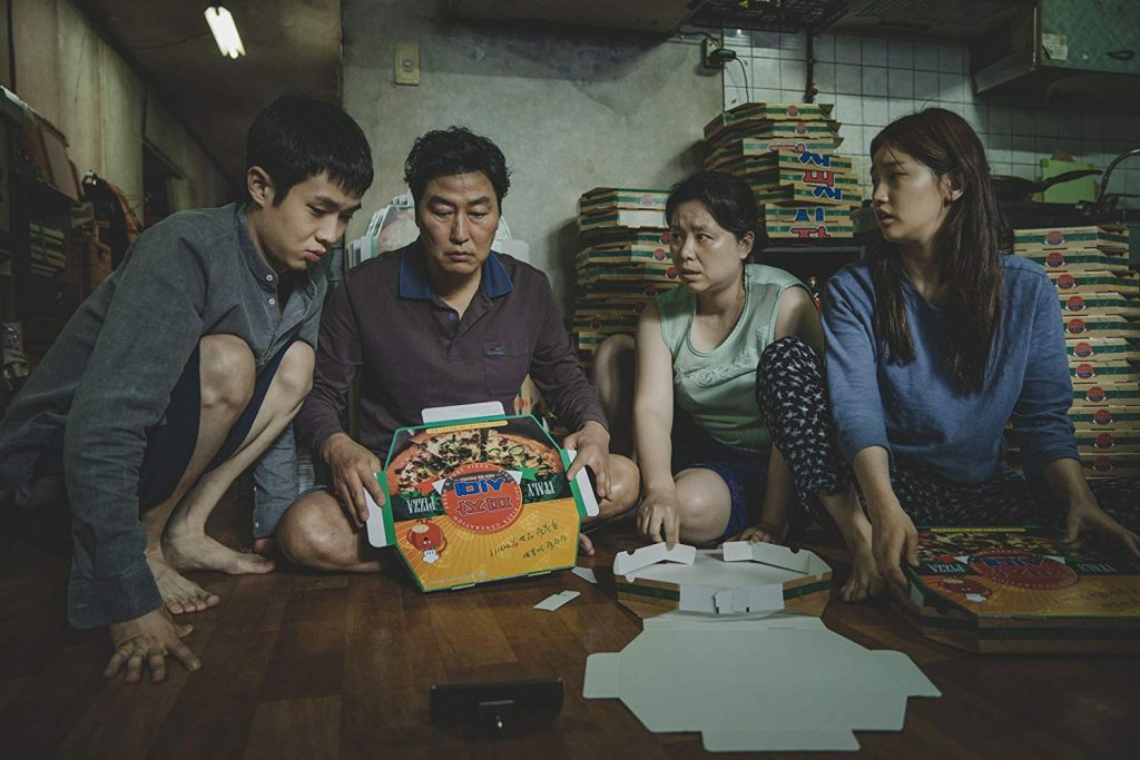 Loud and Clear Reviews Best Films of 2019 Parasite Bong Joon Ho