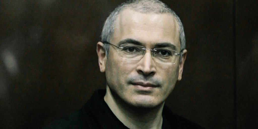 Loud and Clear Reviews Citizen K Alex Gibney Mikhail Khodorkovsky documentary Venice Film Festival