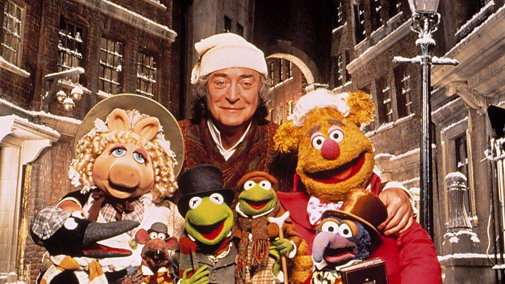 Loud and Clear Reviews Christmas recommendation films The Muppet Christmas Carol Muppets Michael Caine