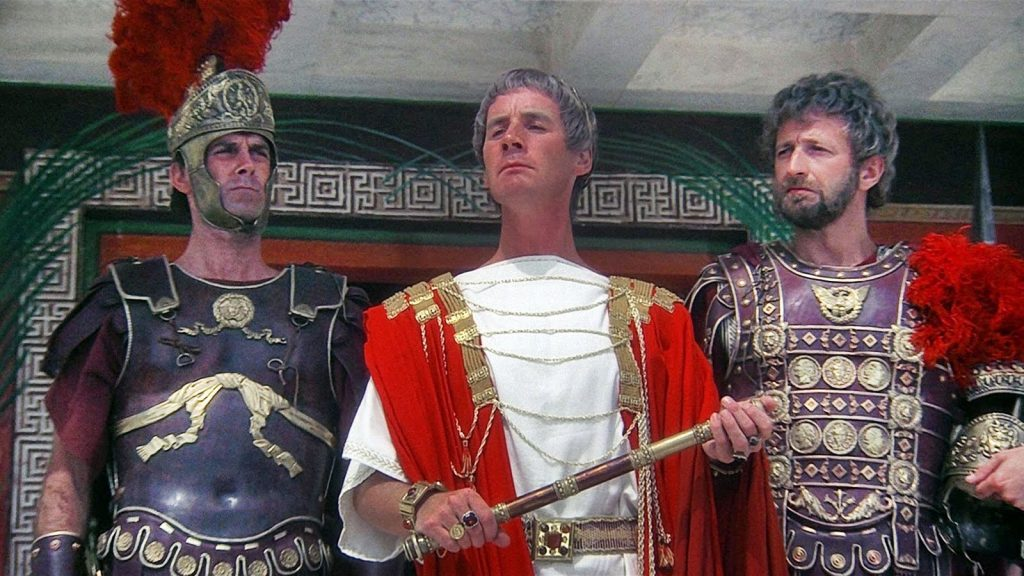 Loud and Clear Reviews Christmas recommendation films Monty Python Life of Brian