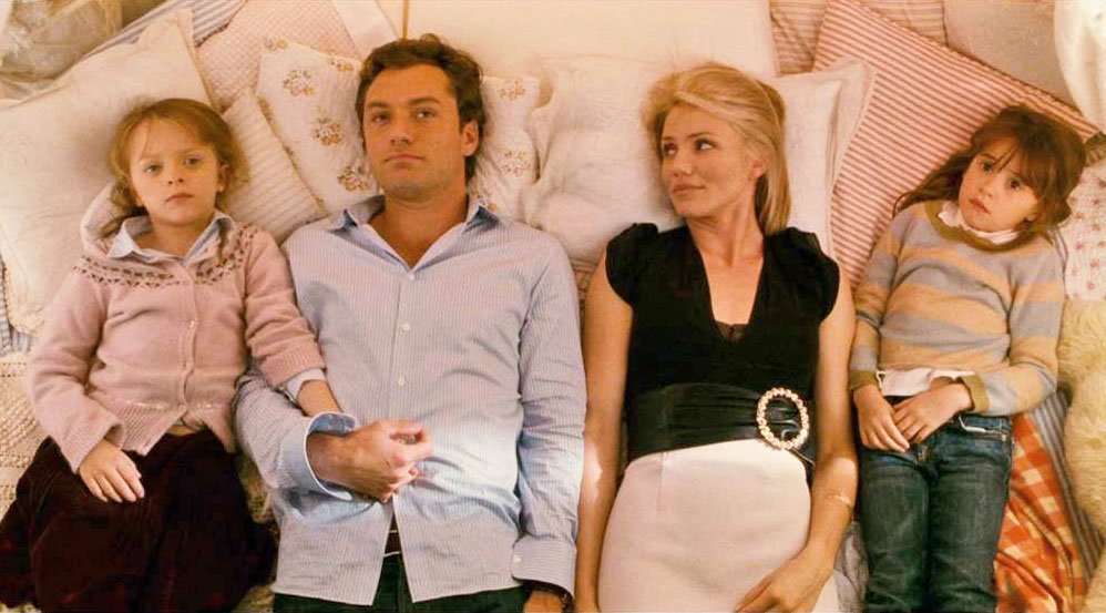 Loud and Clear Reviews Christmas recommendation films The Holiday Jude Law Cameron Diaz