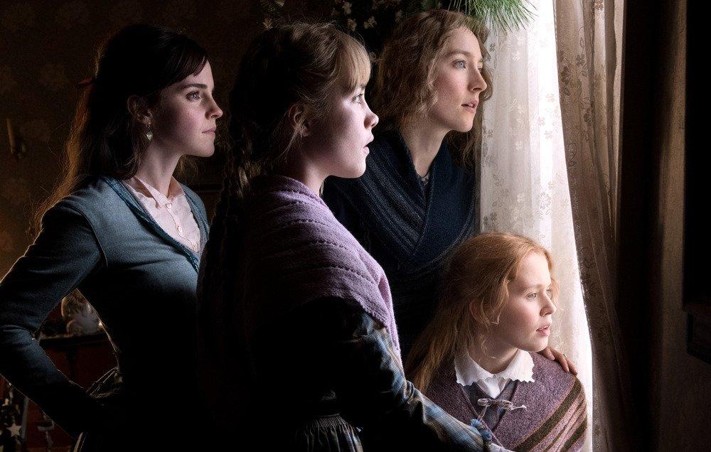 Loud and Clear reviews Little Women Saoirse Ronan Emma Watson Greta Gerwig 2020