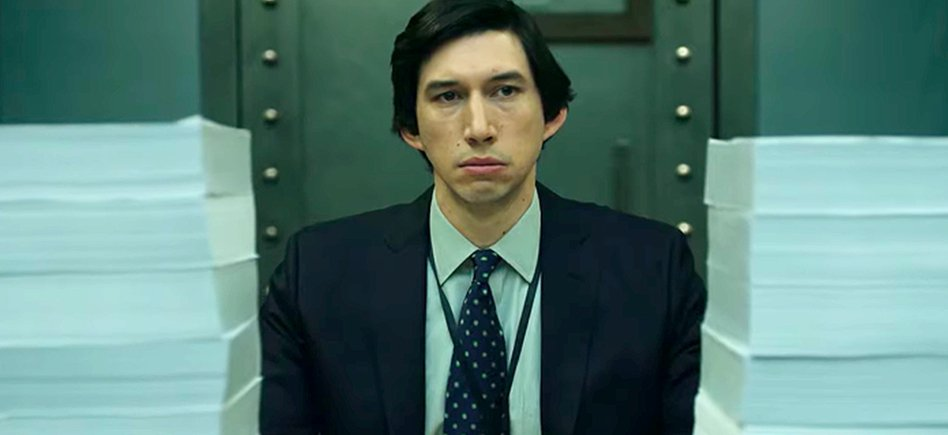 Loud and Clear reviews The Report Adam Driver
